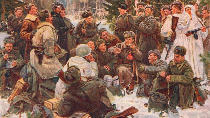 Начало «Переправы»: 75 лет назад вышли первые главы поэмы «Василий Тёркин»