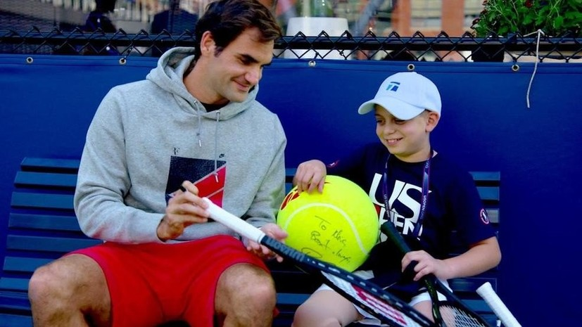 Поражение обидчицы Шараповой и встреча Федерера с поборовшим рак мальчиком: итоги 9-го дня US Open