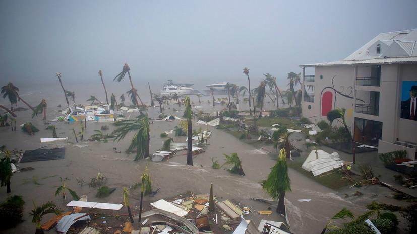 Сезон штормов и ураган «Иванка»: как Атлантика переживает сразу несколько стихийных бедствий