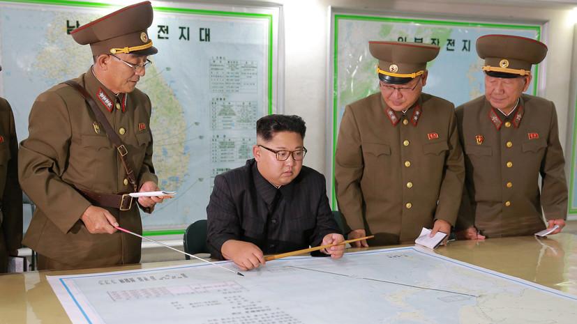 Обходной манёвр: как США собираются ввести новые санкции против КНДР