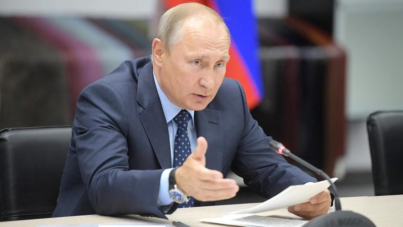 Предъявите паспорт: Путин поручил изучить отказы крымчанам в получении российского гражданства