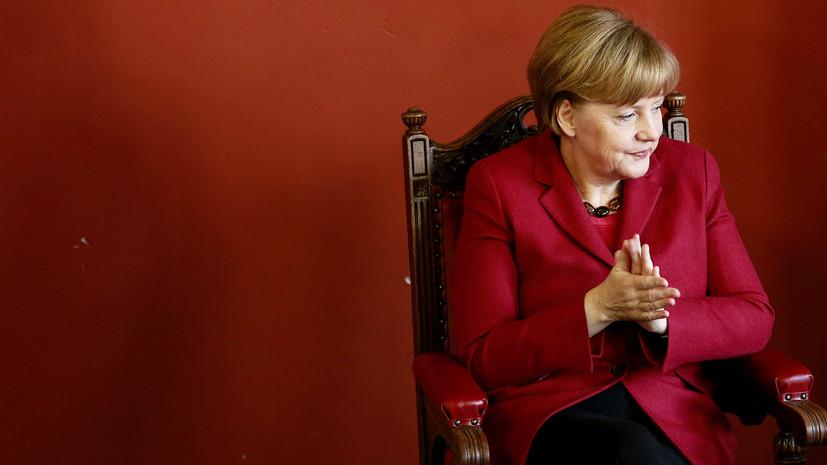 «Не Киеву немецкий народ обязан единством»: в России ответили Меркель на сравнение Крыма и Германии