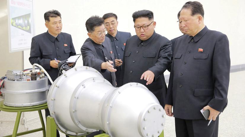 К чему приведёт новая резолюция Совбеза ООН по КНДР»