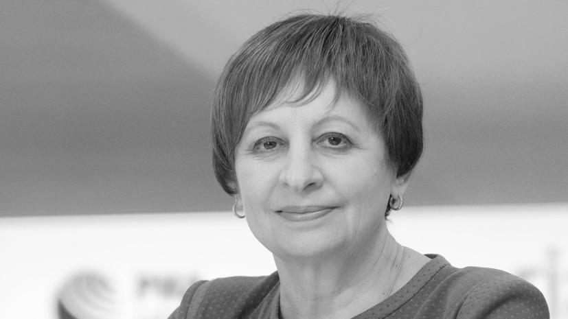 Умерла депутат Государственной думы Ирина Евтушенко