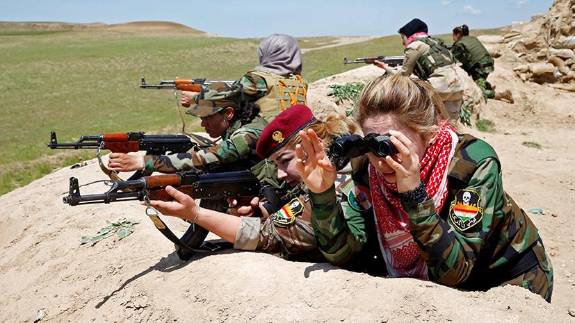 «Серьёзный политический рычаг»: зачем Израиль поддержал идею создания независимого Курдистана