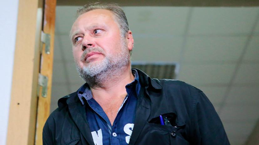 «Я возражаю и не понимаю»: суд арестовал на два месяца замдиректора ФСИН России Олега Коршунова по обвинению в растрате