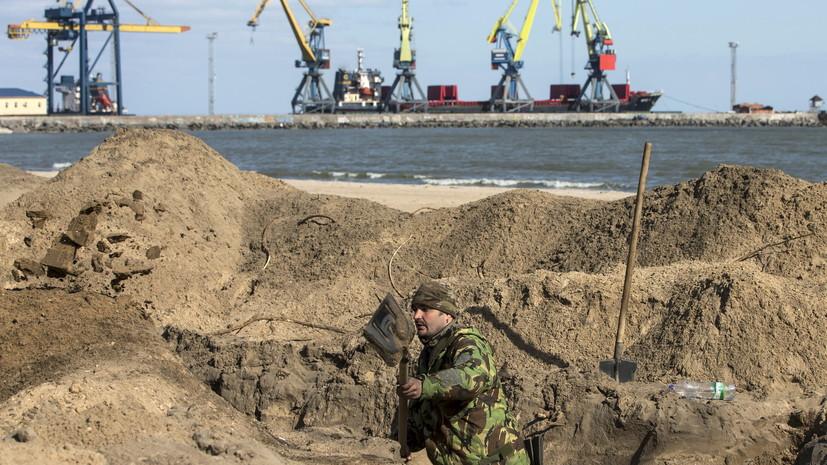 «Скучно, чем бы заняться»: как соцсети отреагировали на планы украинских властей углубить Азовское море