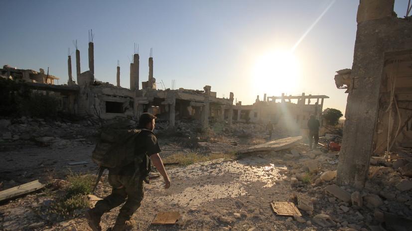 Источник: сирийская армия выбила ИГ из районов на юго-востоке Дейр эз-Зора