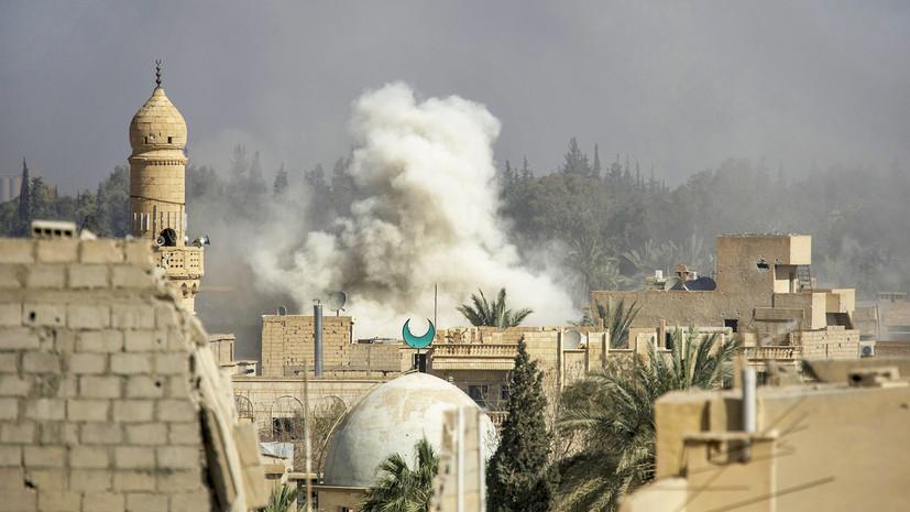 В Минобороны прокомментировали заявление Пентагона о якобы ударе ВКС России по сирийской оппозиции