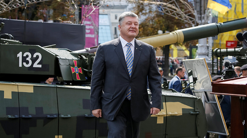 «Опасное решение»: Порошенко объявил о намерении сената США выделить Украине $500 млн и поставить Киеву летальное оружие
