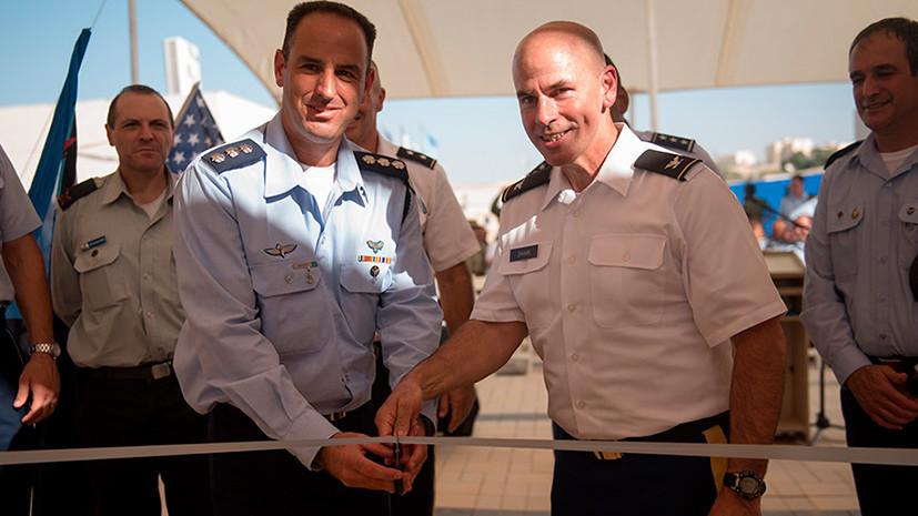 Самый Ближний Восток: что последует за открытием первой военной базы США в Израиле