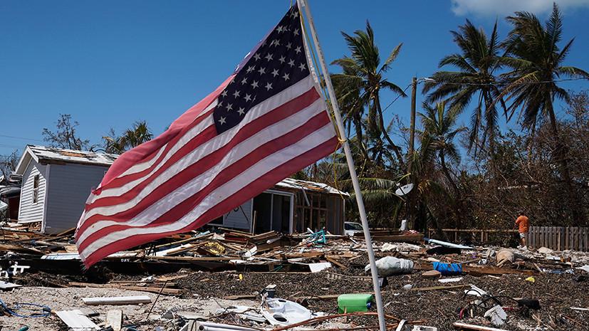 Ураганное возмездие: почему пользователи соцсетей винят в разгуле стихии Дональда Трампа