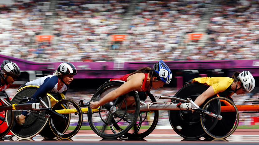 британскую паралимпийскую сборную уличили в массовом мошенничестве с целью выигрывать награды»