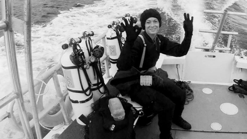 болгарская аквалангистка погибла во время попытки установить мировой рекорд»