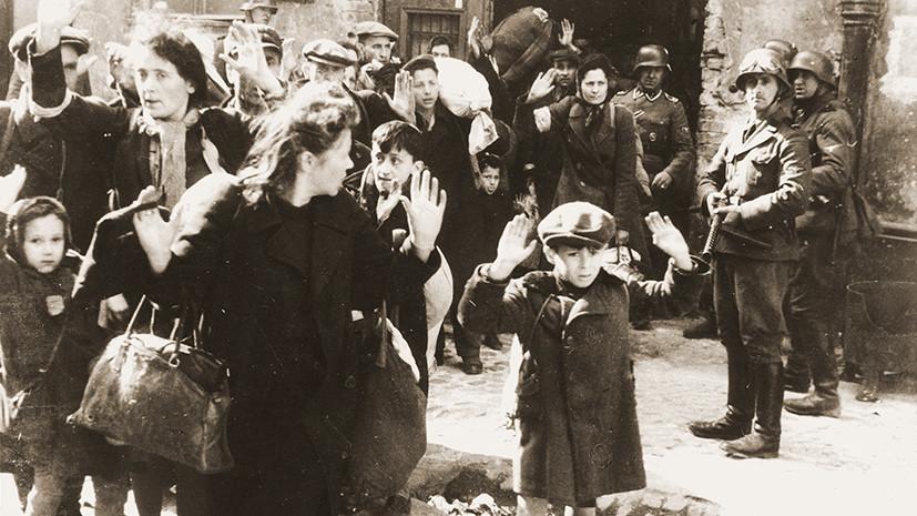 Последний бой обречённых: как приговорённые к смерти восставали против палачей в нацистских гетто