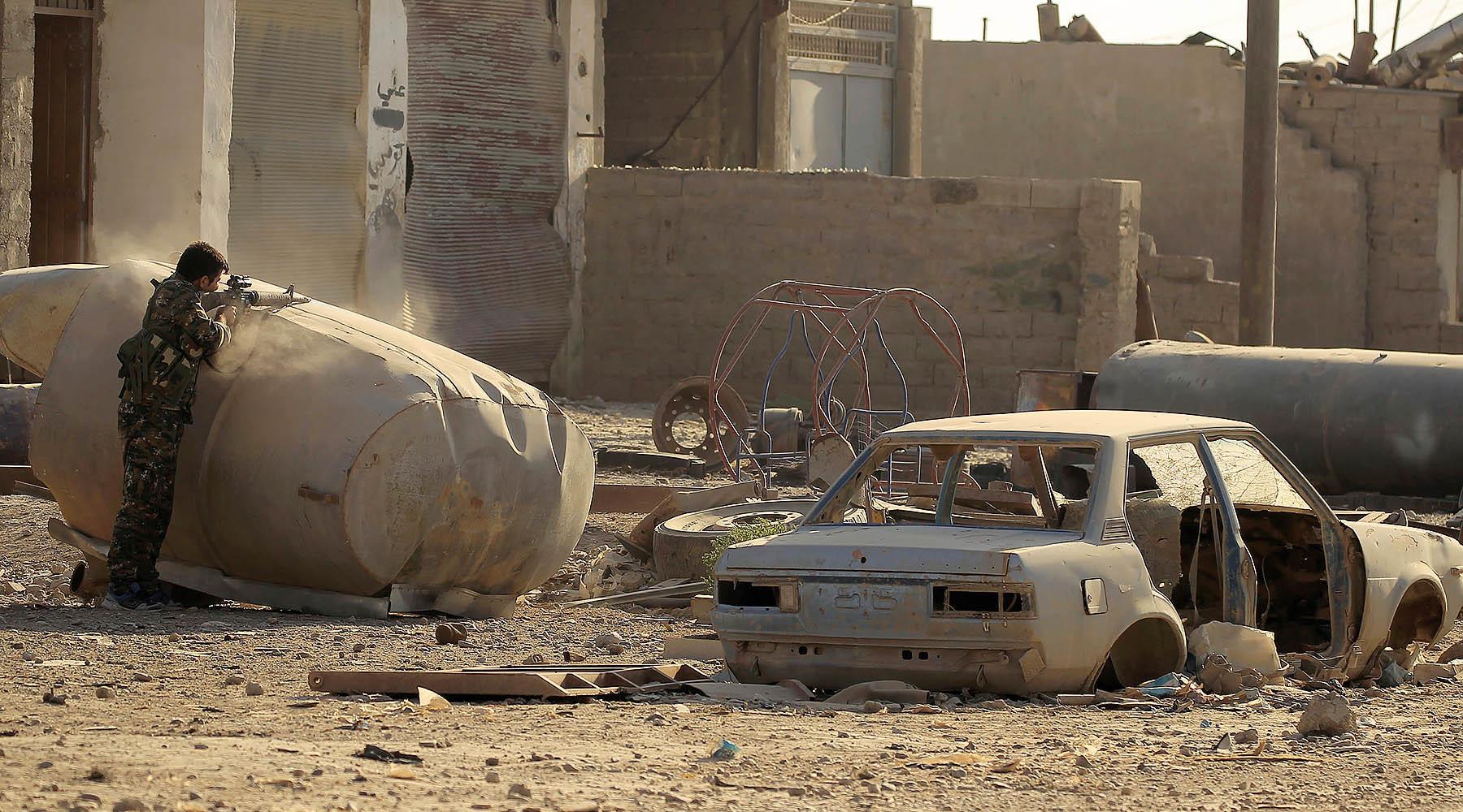 Акербатский котёл: армия Сирии при поддержке ВКС РФ освободила от ИГ стратегически важный город