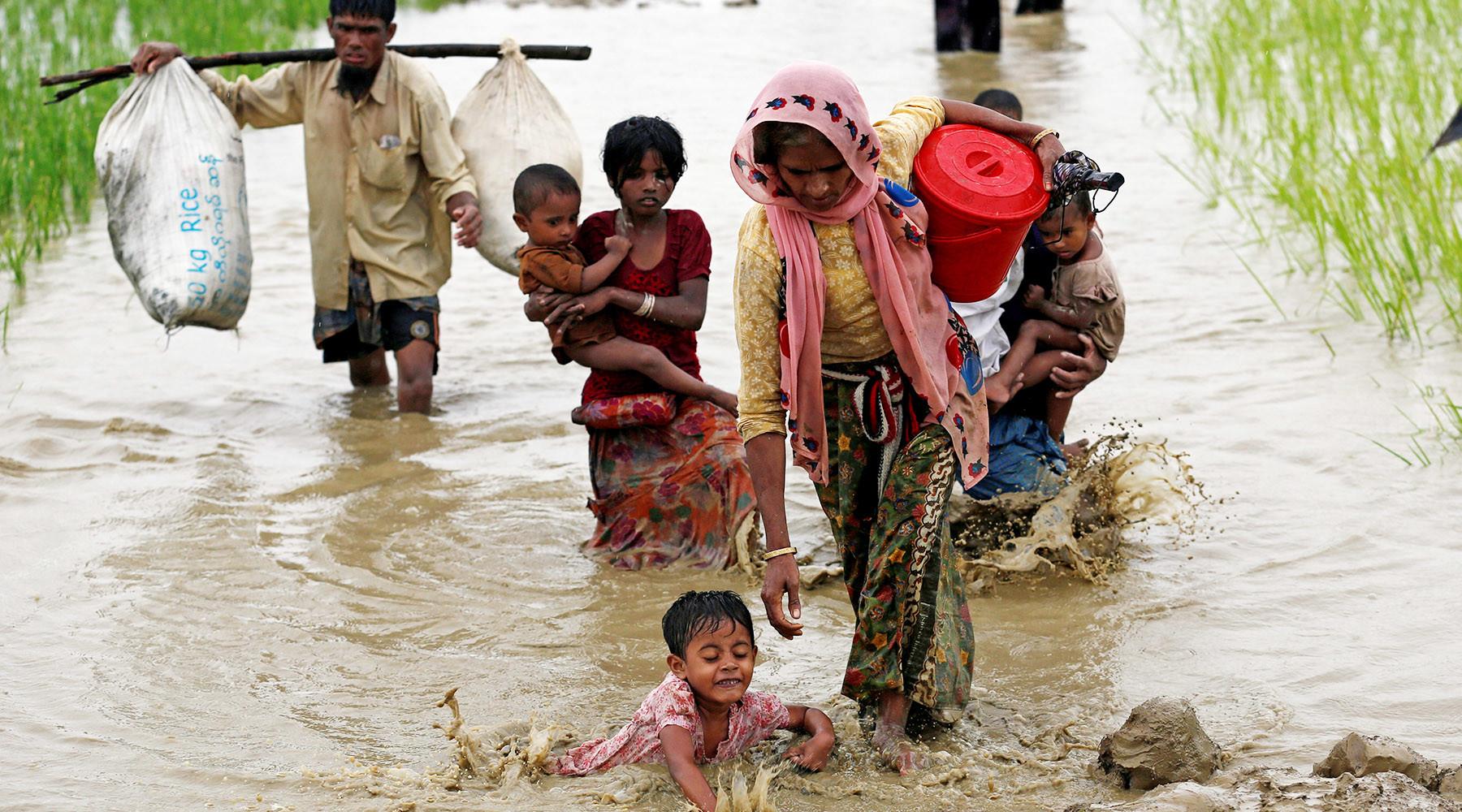 Нефтегазовый интерес: почему Индия и Китай не вмешиваются в конфликт вокруг мусульман-рохинджа