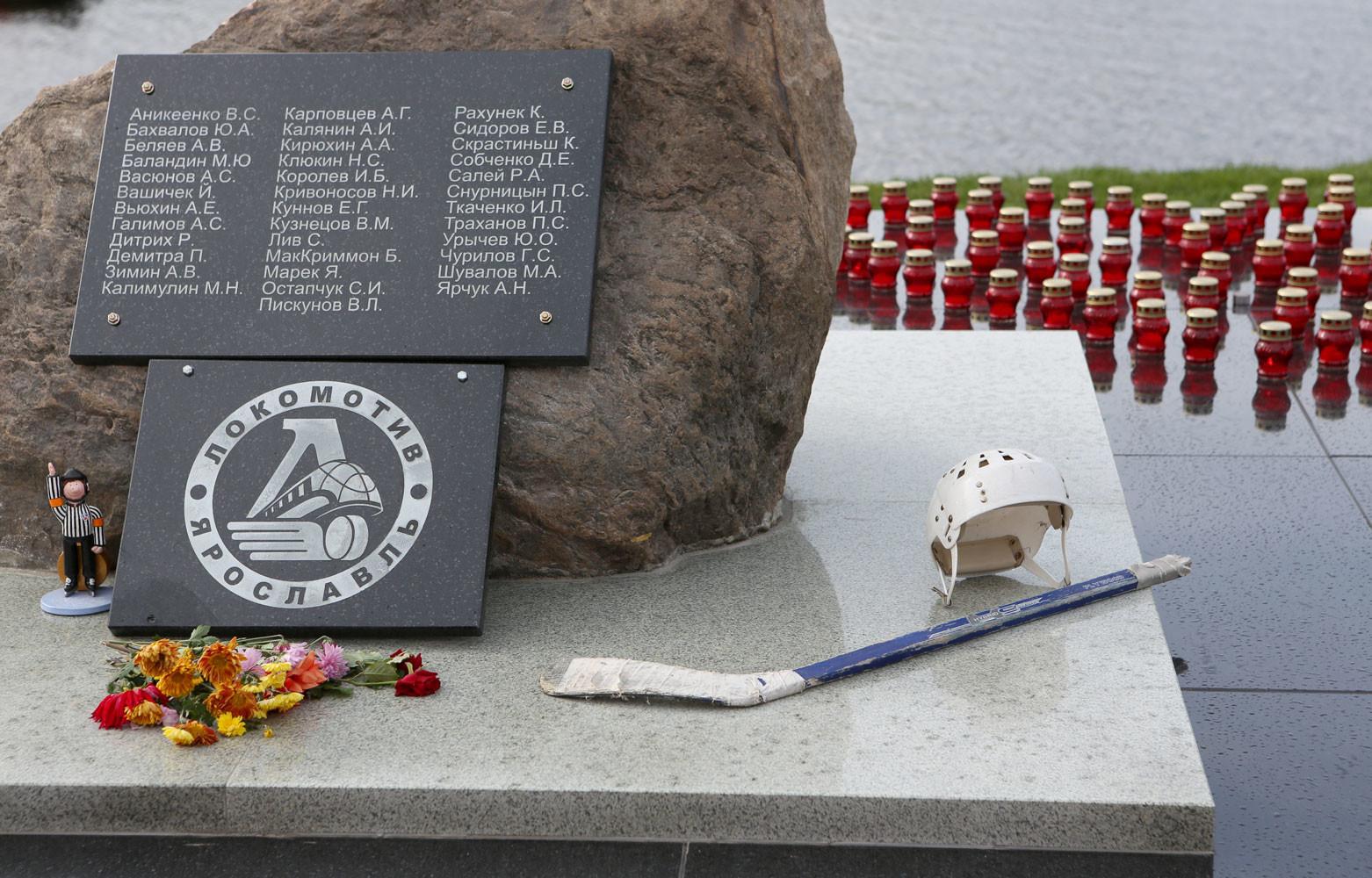 Фраза о том, что время лечит, — неправда»: шесть лет назад разбился самолёт  с игроками хоккейного «Локомотива» — РТ на русском