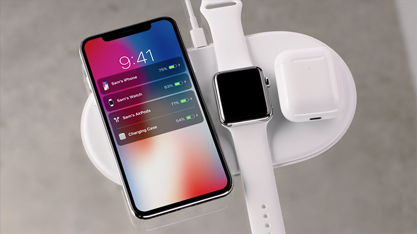iPhone X, TV 4k и Apple Watch 3: в Калифорнии прошла юбилейная презентация Apple