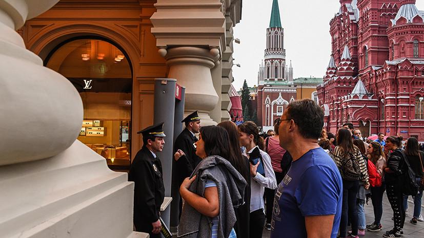 От ГУМа до Митинского радиорынка: в Москве из-за ложных сообщений о бомбах эвакуировали 20 тыс. человек