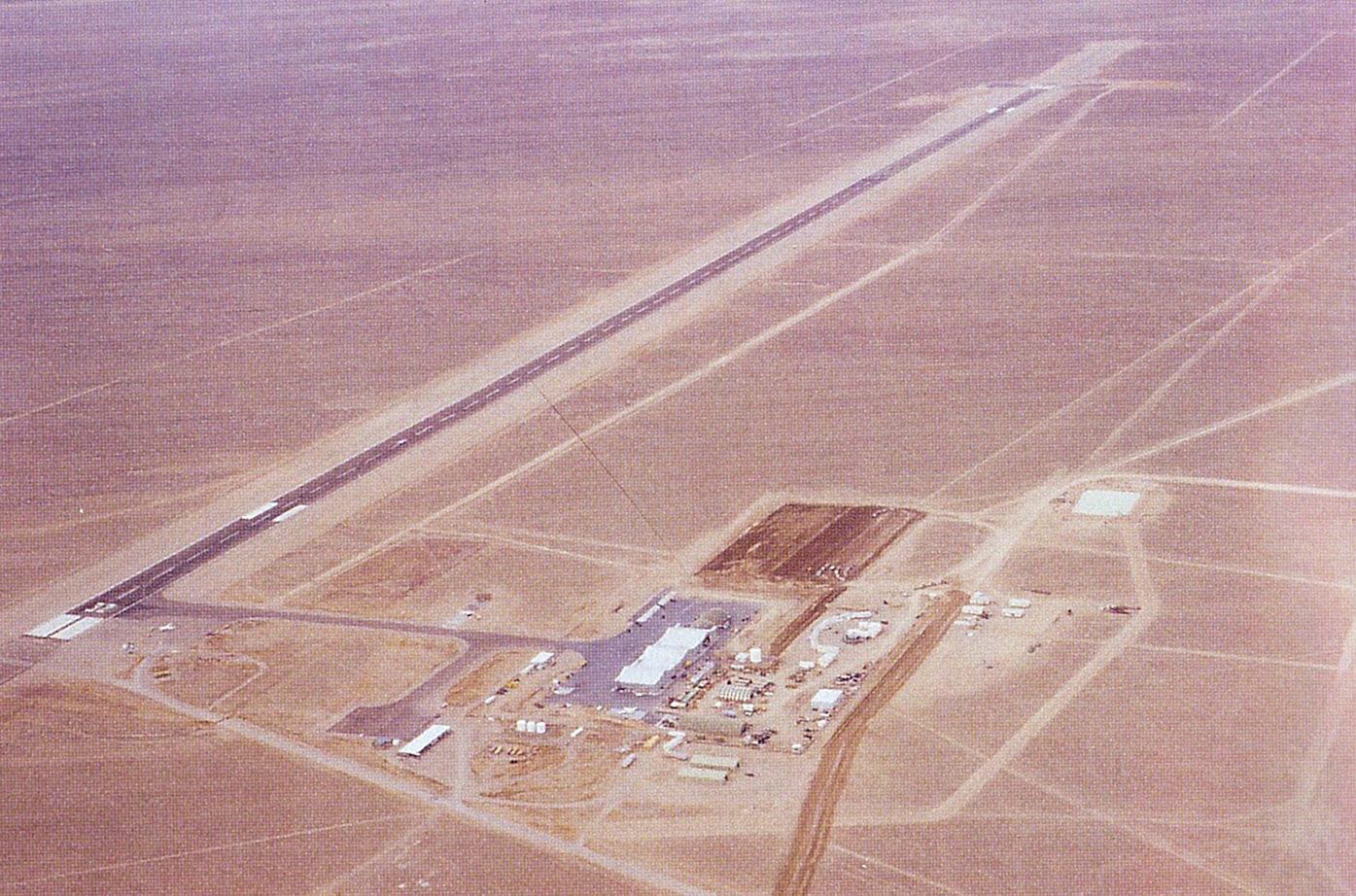 Почему ВВС США засекретили авиакатастрофу в штате Невада