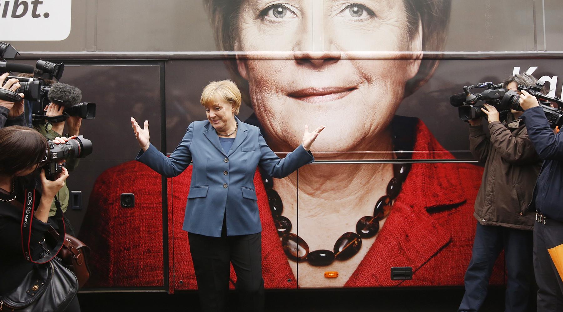«Не повод для снятия санкций»: Меркель прокомментировала инициативу России о миротворцах в Донбассе
