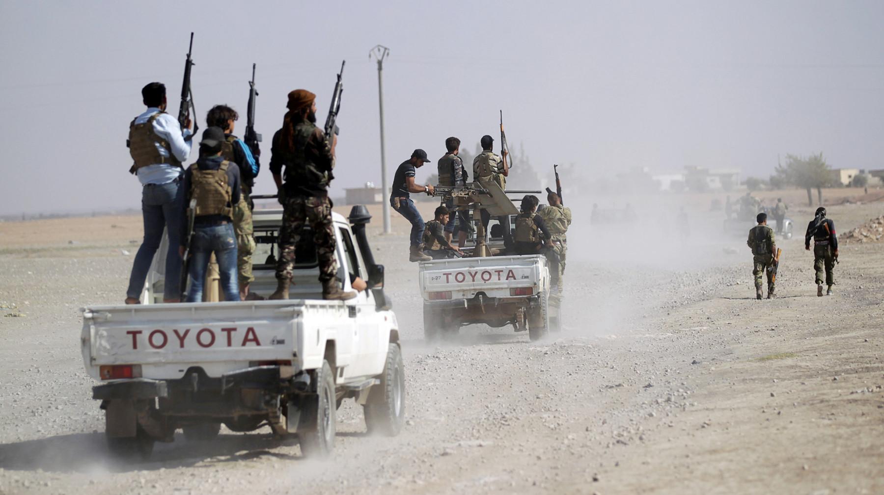 Как сирийские войска продолжают освобождать Дейр-эз-Зор