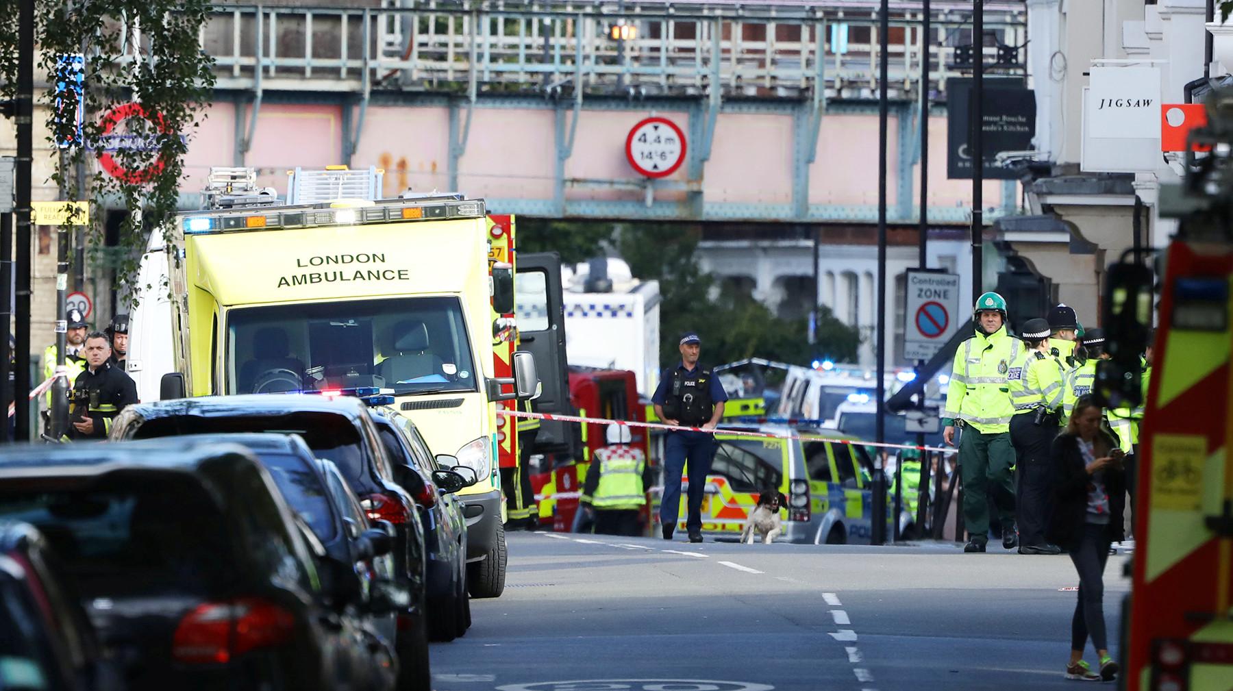 Что известно о ходе расследования теракта в лондонском метро