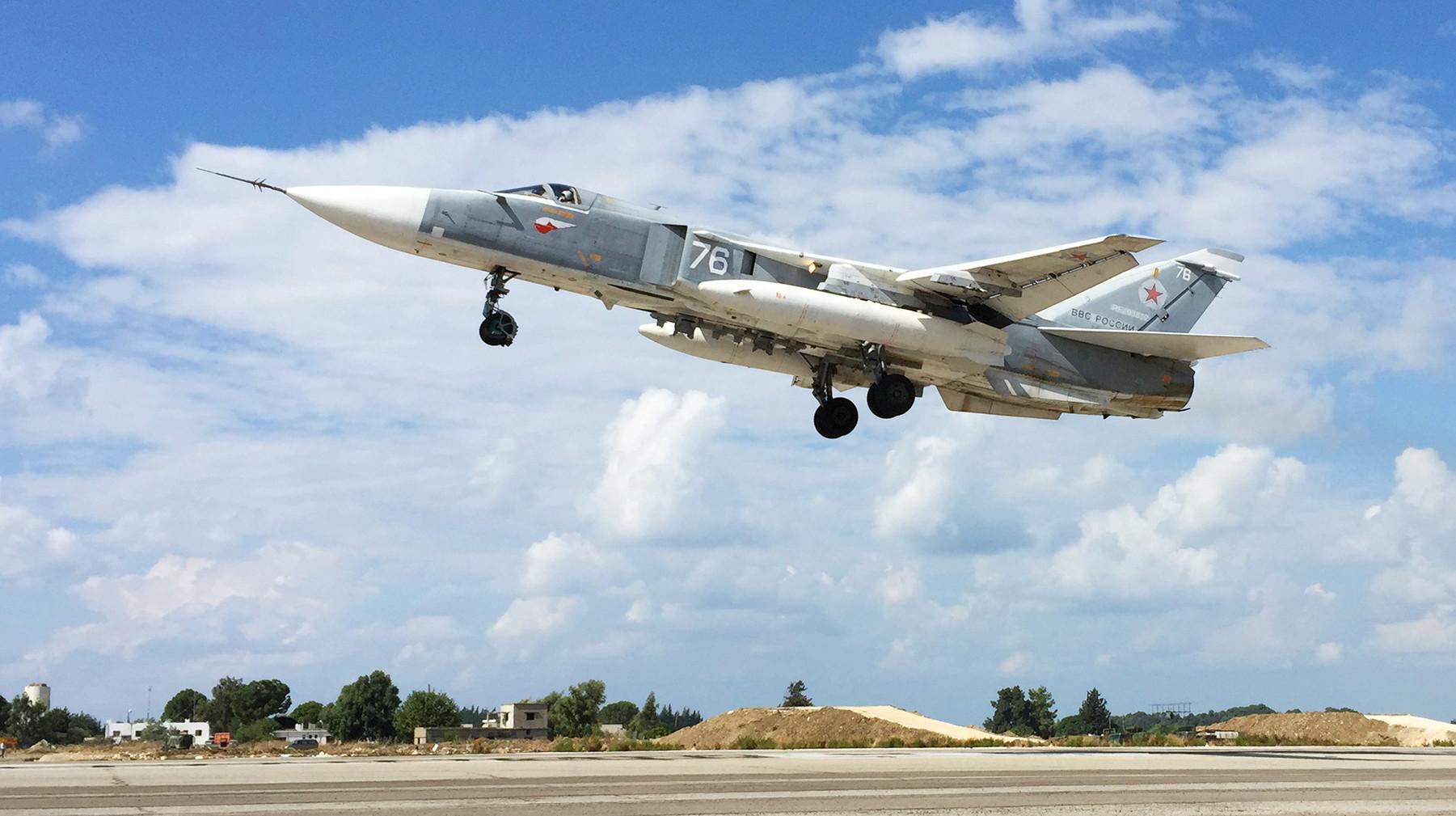ВКС России заранее предупреждали США об операции в Дейр эз-Зоре