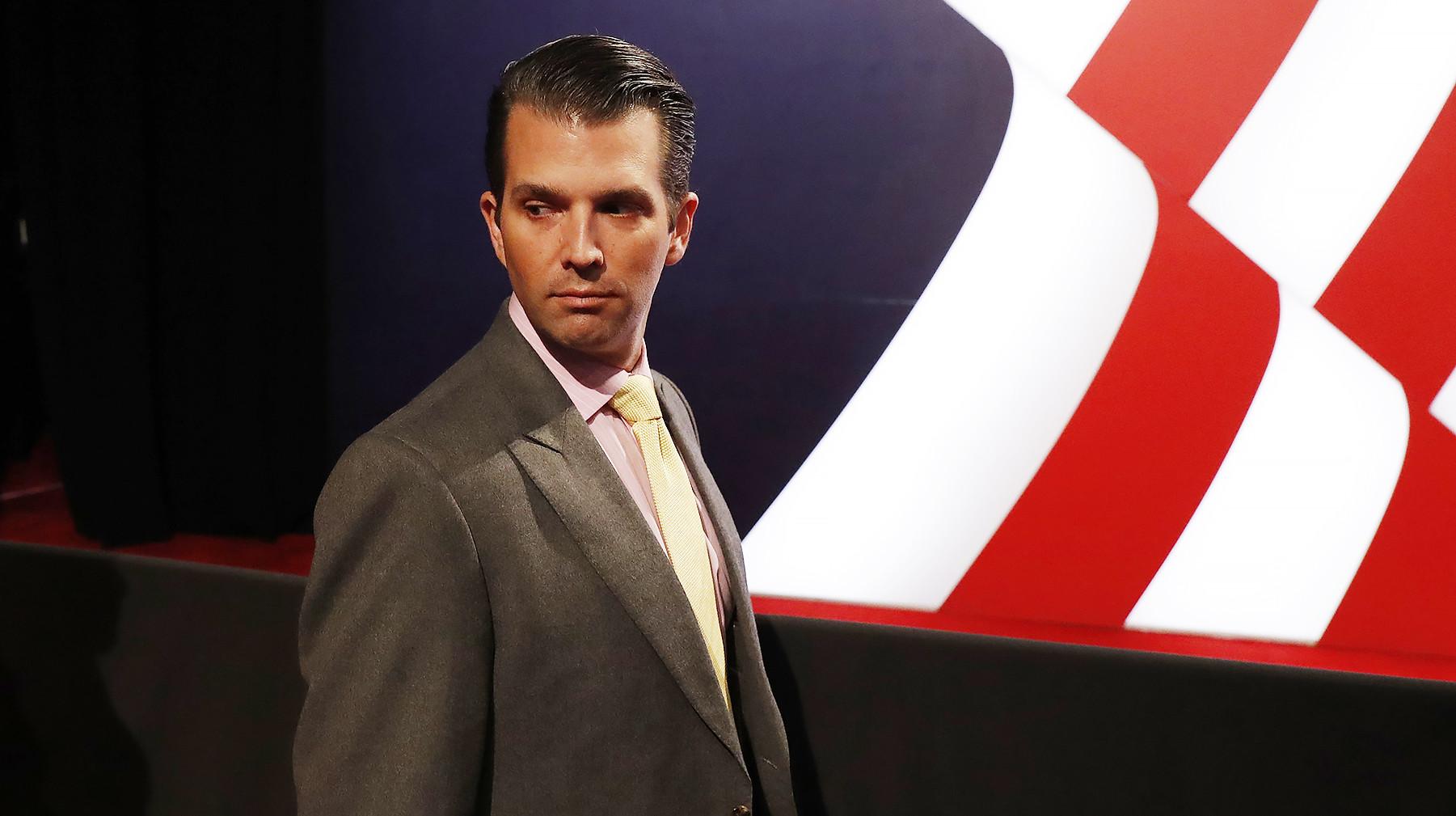 В комитете сената США могут допросить Трампа-младшего по делу о «связях с Россией»
