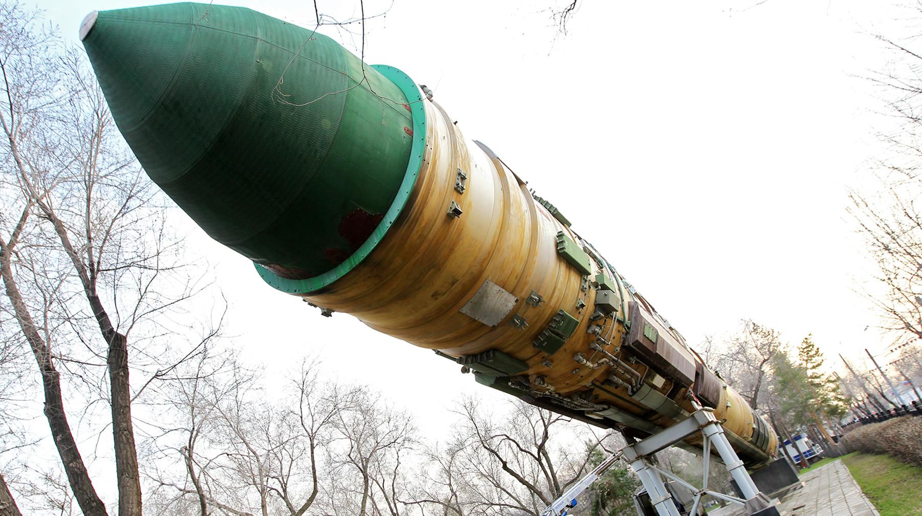 В США предлагают обновить программу уничтожения оружия массового поражения в странах бывшего СССР
