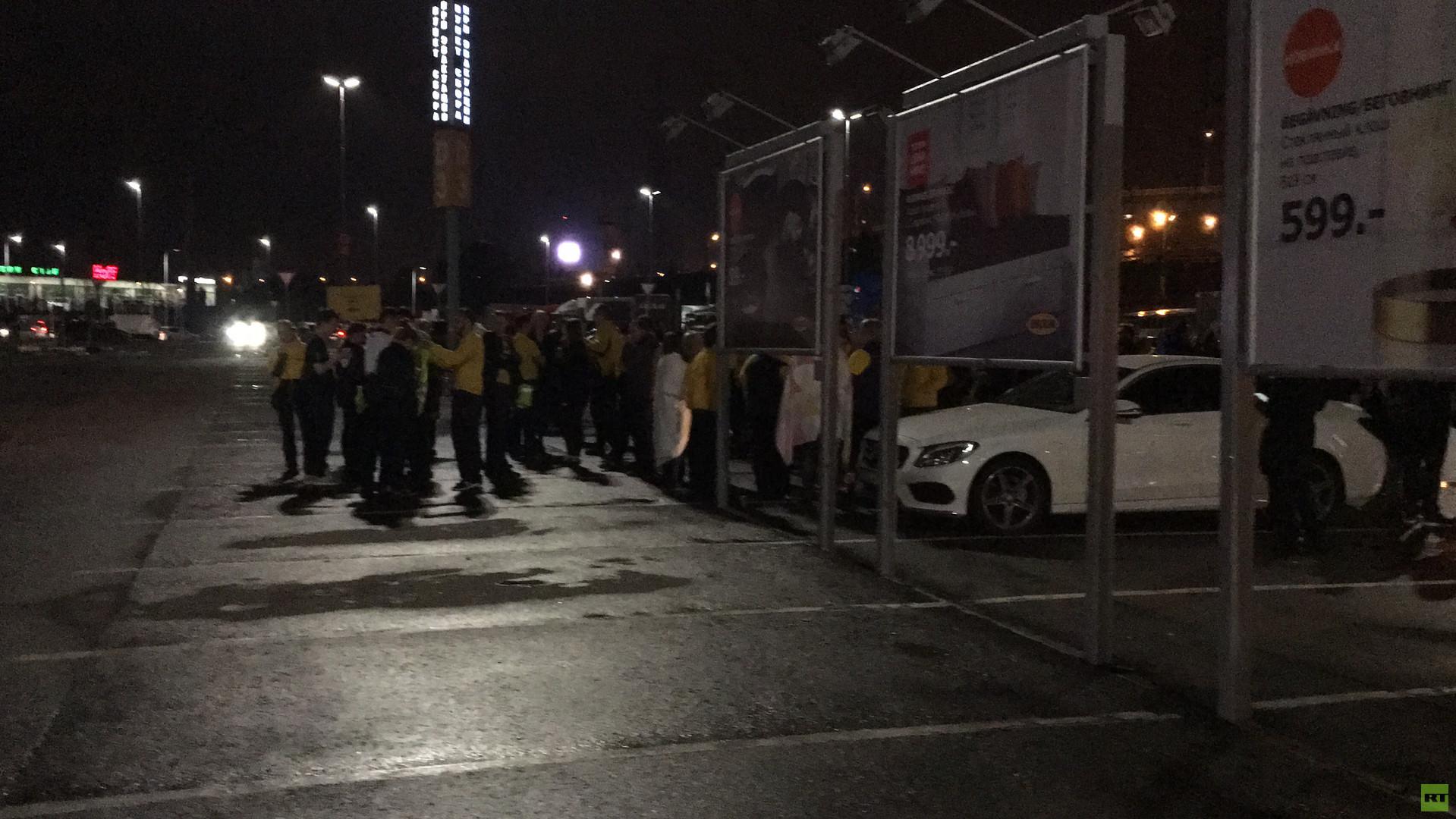 Из-за угрозы взрыва эвакуировалиТЦ «Охотный ряд» в столицеРФ