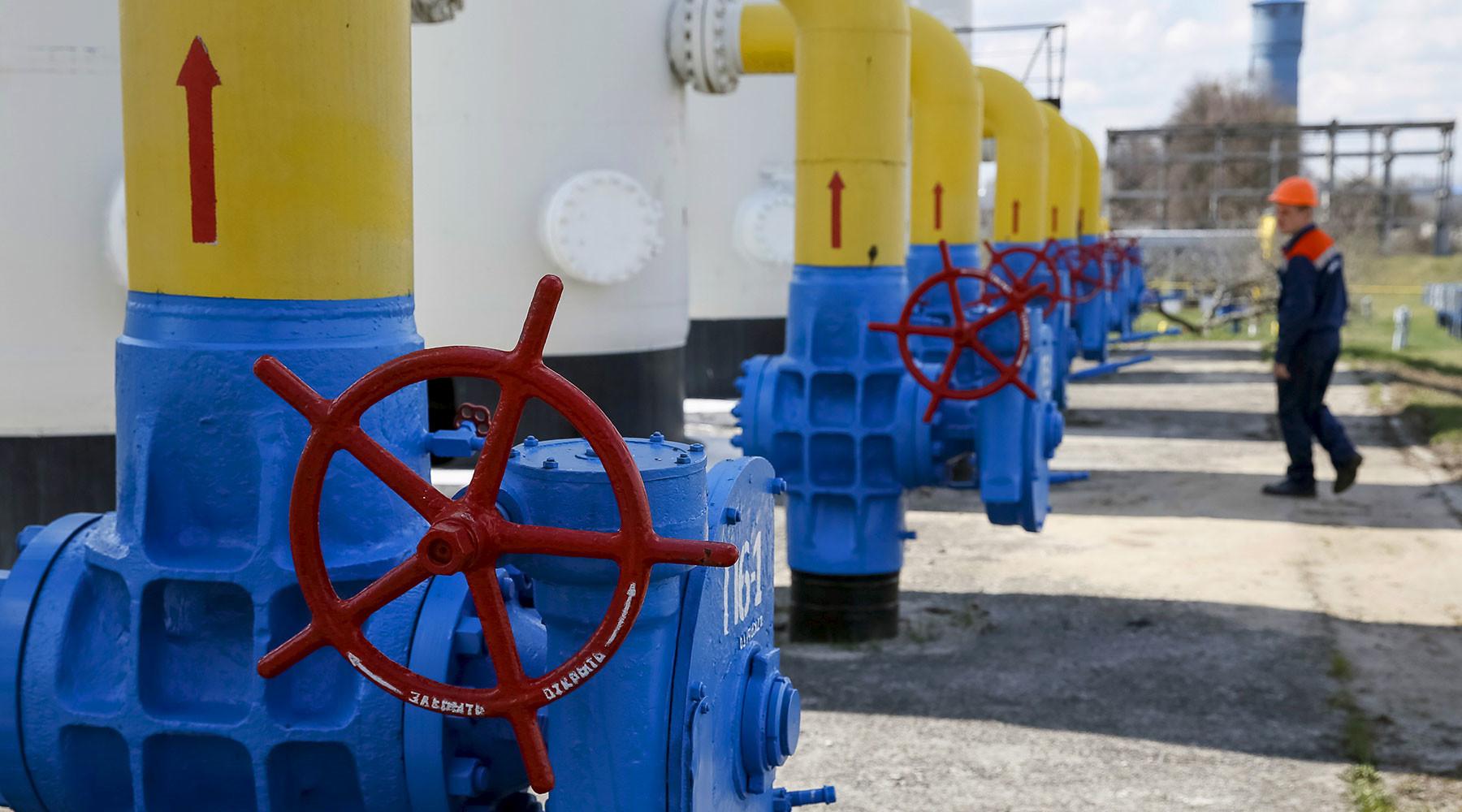«Нафтогаз» потребовал от России $5 млрд через суд в Гааге»