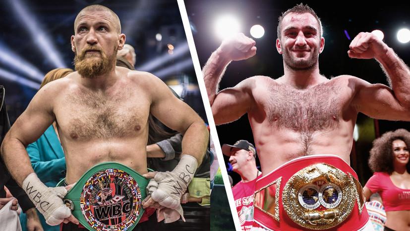 Лига чемпионов: два россиянина поспорят за титул Всемирной боксёрской суперсерии
