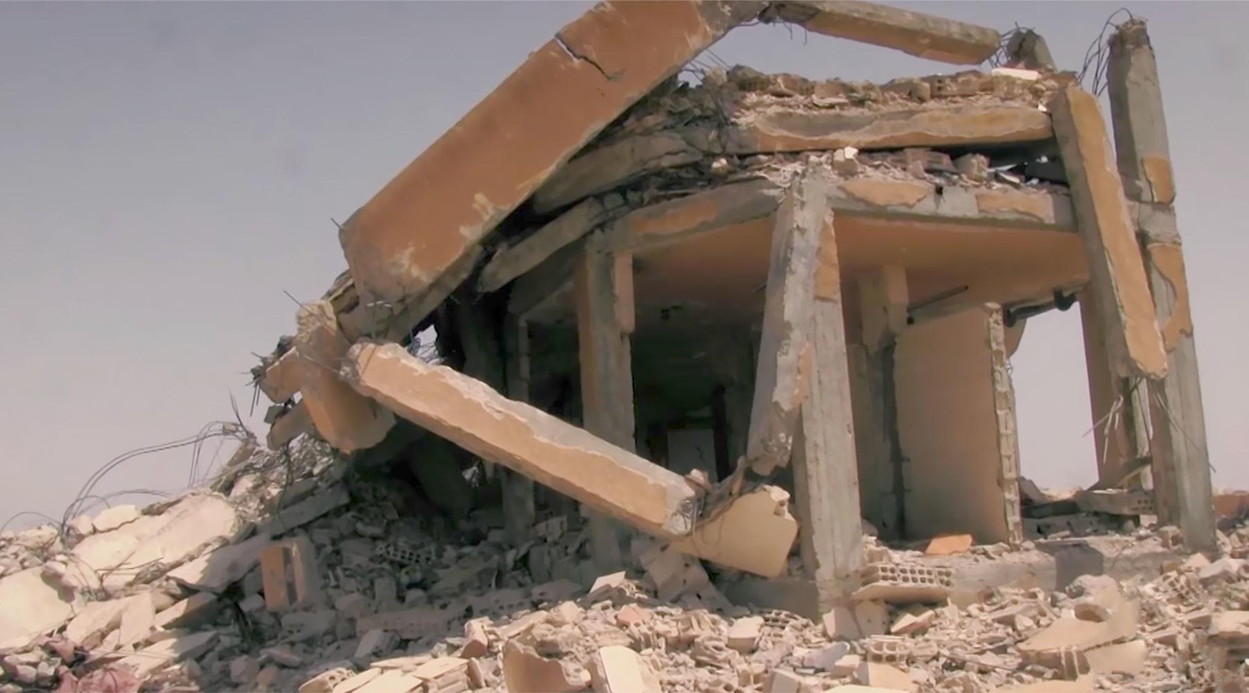 Правозащитники заявили о гибели 84 мирных граждан при ударах коалиции в Сирии в марте