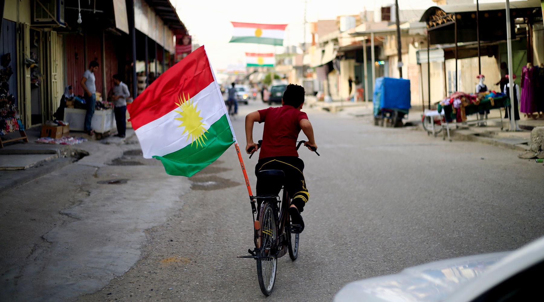 Что скрывает референдум о независимости Иракского Курдистана»