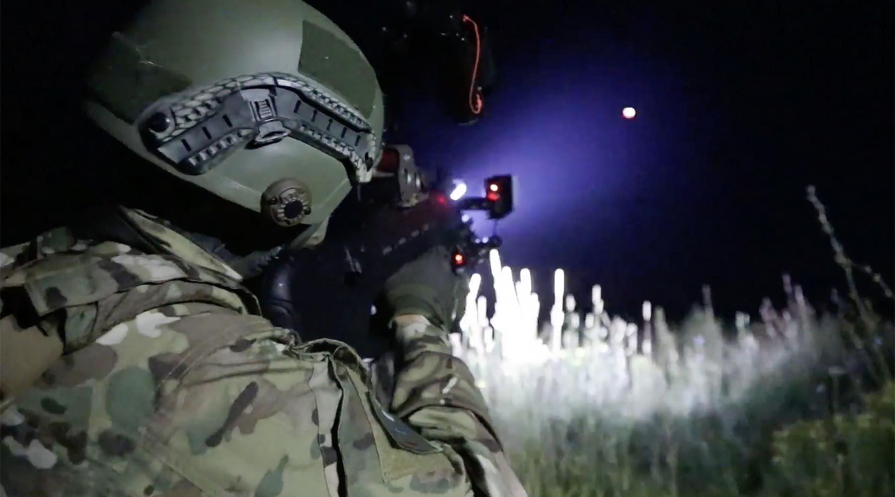 Охотник на дронов: в чём уникальность первого в России радиоэлектронного ружья