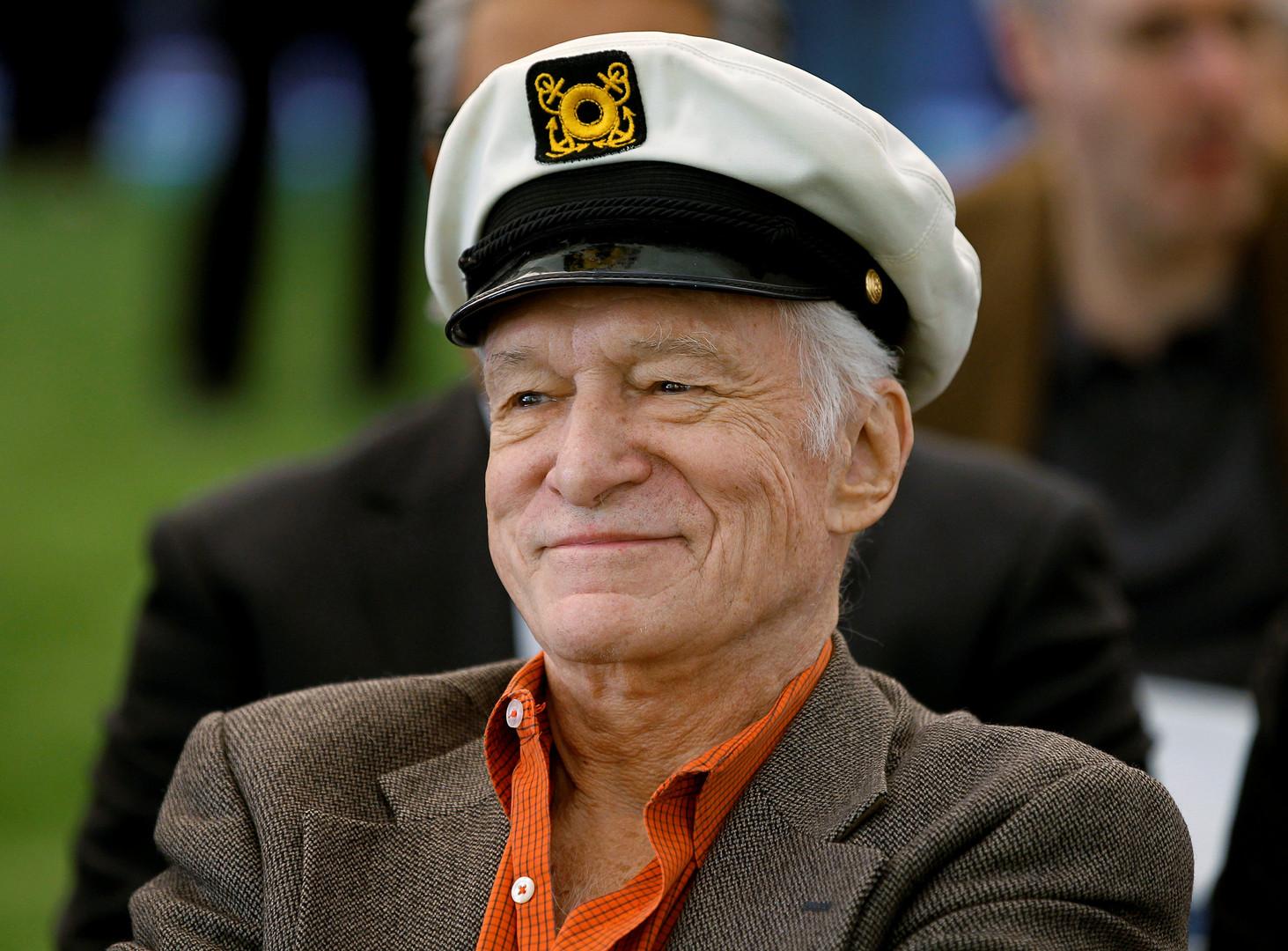 Скончался основатель журнала Playboy Хефнер