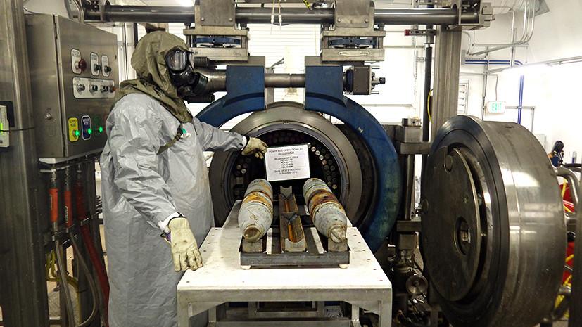 Отложенное уничтожение: почему США задерживают утилизацию химического оружия