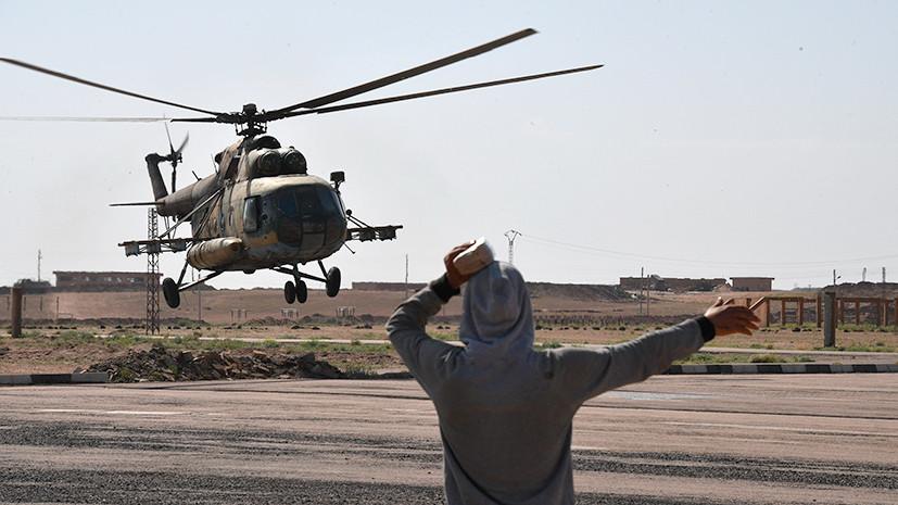 В зоне поражения: какое оружие применяет российская армия в борьбе с террористами в Сирии