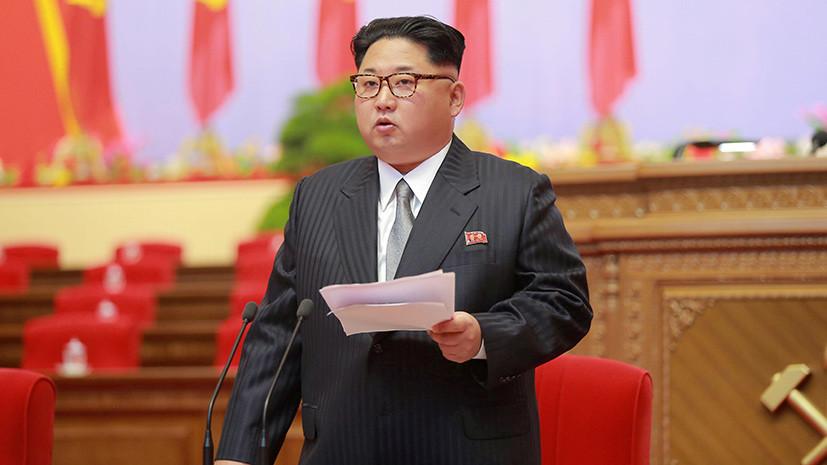 КНДР хочет превратить США в«море пламени»