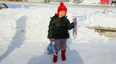 СК возбудил уголовное дело о халатности в связи с походом 4-летней девочки по зимней тайге