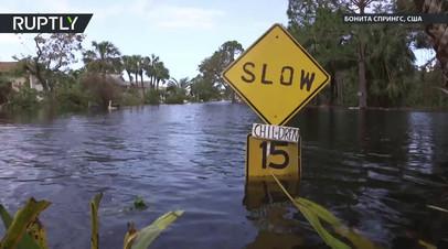 Последствия урагана «Ирма» в США и на Кубе