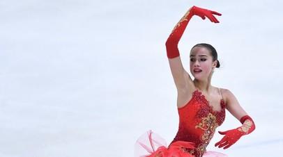 Медведевой на заметку: россиянка Загитова показала четвёртый результат в истории фигурного катания на дебютных стартах
