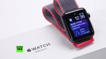 Apple Watch 3: обзор от RT