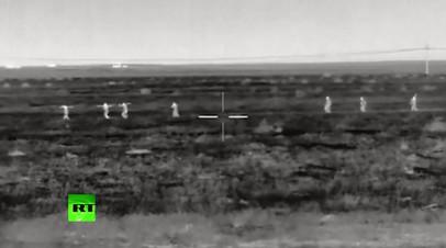 Операция по деблокированию взвода военных полицейских России в сирийской Хаме