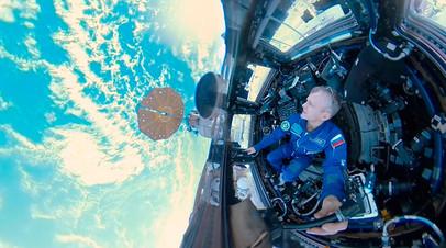 RT покажет первое в истории панорамное видео из открытого космоса накануне 60-летия запуска искусственного спутника