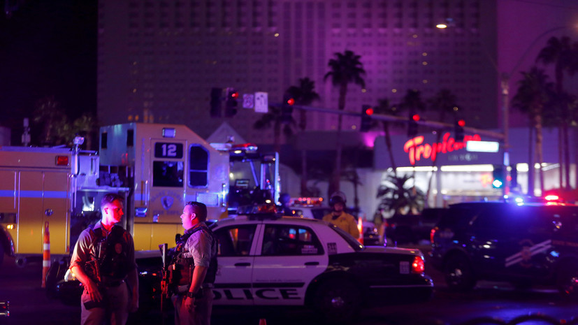 «Когда люди носились в панике, не было ни одного полицейского»: спортивный юрист о событиях в Лас-Вегасе