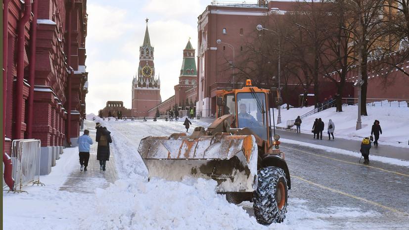 Какая зима ждёт москвичей