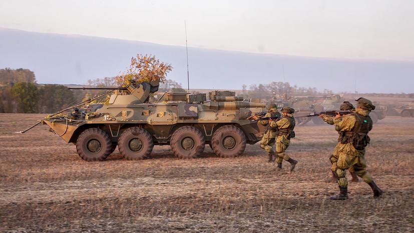 Стратегический замысел: чем вызваны масштабные учения российской армии